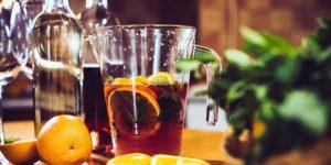 Spain Wine Sangria drinks