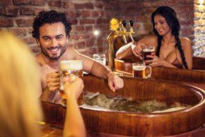Beer Spa in Bath