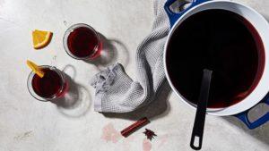 Making-wine-home