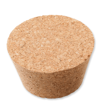 CONICAL/TAPERED AGGLOMERATED CORK STOPPER