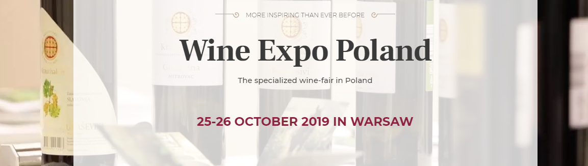 Wine Expo Poland Warsaw