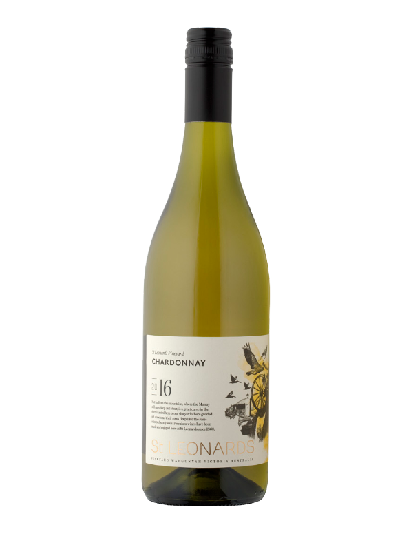 16 St Leonards Vineyard Chardonnay